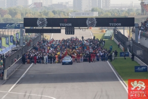 Grid Walk prior to Race Race - 6 Hours of Shanghai at Shanghai International Circuit - Shanghai - China