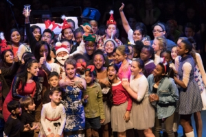 Theatretrain  Step into Christmas  Adelphi Theatre  7th December 2014