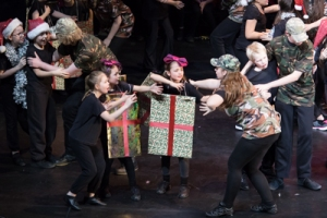 Theatretrain  Step into Christmas  Theatre Royal, Drury Lane  14th December 2014