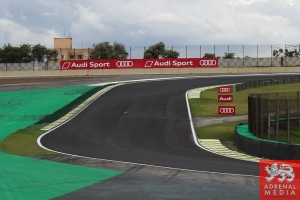 Audi Sport Banners - 6 Hours of Sao Paulo at Interlagos Circuit - Sao Paulo - Brazil
