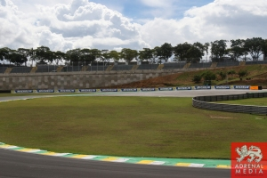 Michelin banners - 6 Hours of Sao Paulo at Interlagos Circuit - Sao Paulo - Brazil