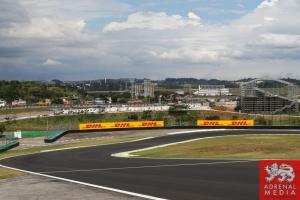 DHL Banners - 6 Hours of Sao Paulo at Interlagos Circuit - Sao Paulo - Brazil