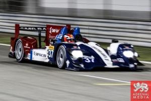 Kirill Ladygin (RUS) / Viktor Shaitar (RUS) / Anton Ladygin (RUS) / Car #37 LMP2 SMP Racing (RUS) Oreca 03R-Nissan - 6 Hours of Bahrain at Bahrain International Circuit (BIC) - Sakhir - Kingdom of Bahrain