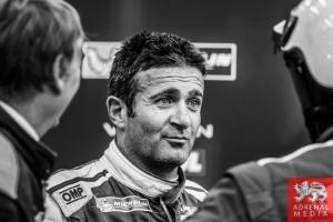 Nicolas Minassian  Serguey Zlobin (RUS) / Nicolas Minassian (FRA) / Maurizio Mediani (ITA) / Car #27 LMP2 SMP Racing (RUS) Oreca 03R-Nissan  - 6 Hours of Bahrain at Bahrain International Circuit (BIC) - Sakhir - Kingdom of Bahrain