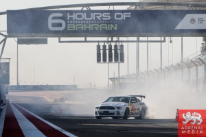 Red Bull Wing Suit Jump - 6 Hours of Bahrain at Bahrain International Circuit (BIC) - Sakhir - Kingdom of Bahrain