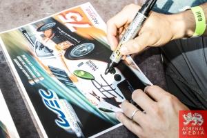 Francois Perrodo (FRA) / Emmanuel Collard (FRA) / Matthieu Vaxiviere (FRA) / Car #75 LMGTE AM Prospeed Competition (BEL) Porsche 911 GT3 RSR - 6 Hours of Bahrain at Bahrain International Circuit (BIC) - Sakhir - Kingdom of Bahrain