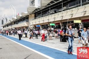 Pit Walk - 6 Hours of Bahrain at Bahrain International Circuit (BIC) - Sakhir - Kingdom of Bahrain