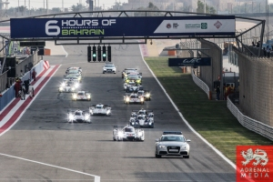 Safety with Cars - 6 Hours of Bahrain at Bahrain International Circuit (BIC) - Sakhir - Kingdom of Bahrain