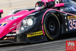 David Cheng (USA) / Keiko Ihara (JPN) / Mark Patterson (USA) / Car #35 LMP2 OAK RACING (FRA) Morgan - Judd - 6 Hours of Bahrain at Bahrain International Circuit (BIC) - Sakhir - Kingdom of Bahrain