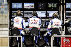Toyota Ambience - 6 Hours of Bahrain at Bahrain International Circuit (BIC) - Sakhir - Kingdom of Bahrain