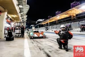 Dominik Kraihamer (AUT) / Andrea Belicchi (ITA) / Fabio Leimer (CHE) / Car #13 LMP1 Rebellion Racing (CHE) Rebellion Toyota R-One - 6 Hours of Bahrain at Bahrain International Circuit (BIC) - Sakhir - Kingdom of Bahrain