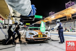 Paul Dalla Lana (CAN) / Pedro Lamy (PRT) / Christoffer Nygaard (DNK) / Car #98 LMGTE AM Aston Martin Racing (GBR) Aston Martin Vantage V8 - 6 Hours of Bahrain at Bahrain International Circuit (BIC) - Sakhir - Kingdom of Bahrain
