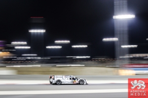 Romain Dumas (FRA) / Neel Jani (CHE) / Marc Lieb (DEU) / Car #14 LMP1 Porsche Team (DEU) Porsche 919 Hybrid  - 6 Hours of Bahrain at Bahrain International Circuit (BIC) - Sakhir - Kingdom of Bahrain
