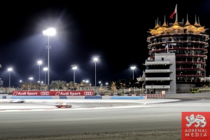 Audi Banner - 6 Hours of Bahrain at Bahrain International Circuit (BIC) - Sakhir - Kingdom of Bahrain