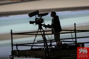 TV Media Cameraman - 6 Hours of Bahrain at Bahrain International Circuit (BIC) - Sakhir - Kingdom of Bahrain