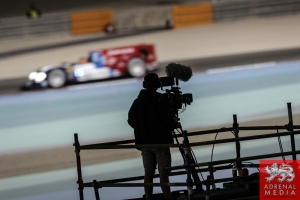 TV Media Cameraman - 6 Hours of Bahrain at Bahrain International Circuit (BIC) - Sakhir - Kingdom of Bahrain