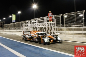 Roman Rusinov (RUS) / Olivier Pla (FRA) / Julien Canal (FRA) / Car #26 LMP2 G-Drive Racing (RUS) Ligier-JS-P2 - Nissan - 6 Hours of Bahrain at Bahrain International Circuit (BIC) - Sakhir - Kingdom of Bahrain
