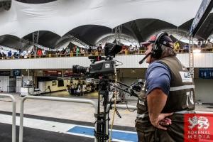 TV media Cameraman - 6 Hours of Sao Paulo at Interlagos Circuit - Sao Paulo - Brazil