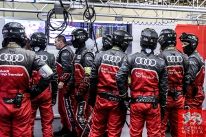 Audi Garage - 6 Hours of Sao Paulo at Interlagos Circuit - Sao Paulo - Brazil