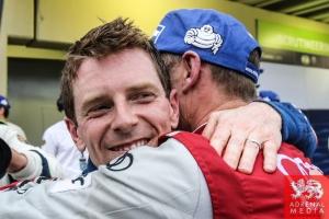 Tom Kristensen and Anthony Davidson - 6 Hours of Sao Paulo at Interlagos Circuit - Sao Paulo - Brazil