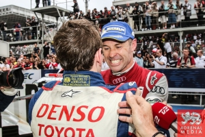 Tom Kristensen and Anthony Davidson - 6 Hours of Sao Paulo at Interlagos Circuit - Sao Paulo - Brazil