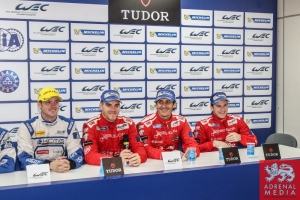 Press Conference - 6 Hours of Sao Paulo at Interlagos Circuit - Sao Paulo - Brazil