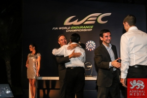 2014 Awards Ceremony - 6 Hours of Sao Paulo at Interlagos Circuit - Sao Paulo - Brazil