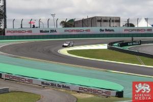 Porsche Banner - 6 Hours of Sao Paulo at Interlagos Circuit - Sao Paulo - Brazil