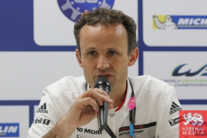 Alexander Hitzinger  Director of Engineering LMP1 Porsche - 6 Hours of Sao Paulo at Interlagos Circuit - Sao Paulo - Brazil