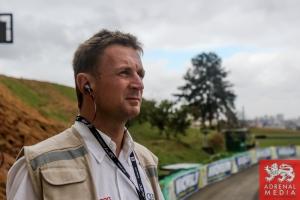 Allan McNish - 6 Hours of Sao Paulo at Interlagos Circuit - Sao Paulo - Brazil
