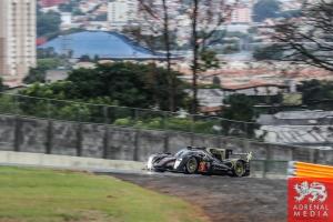 Pierre Kaffer (DEU) / Lucas Auer (AUT) / Car #9 LMP1 LOTUS (ROU) Lotus T129 - AER - 6 Hours of Sao Paulo at Interlagos Circuit - Sao Paulo - Brazil