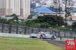Timo Bernhard (DEU) / Mark Webber (AUS) / Brendon Hartley (NZL) / Car #20 LMP1 Porsche Team (DEU) Porsche 919 Hybrid - 6 Hours of Sao Paulo at Interlagos Circuit - Sao Paulo - Brazil