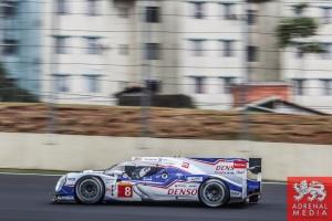 Anthony Davidson (GBR) / Sebastien Buemi (CHE) / Car #8 LMP1 Toyota Racing (JPN) Toyota TS 040 - Hybrid  - 6 Hours of Sao Paulo at Interlagos Circuit - Sao Paulo - Brazil