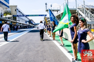 Grid Girls - 6 Hours of Sao Paulo at Interlagos Circuit - Sao Paulo - Brazil