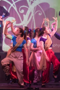 Gang Show Dress Rehearsal 2015