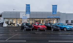 Brayley Mazda, Grays  21st January 2015