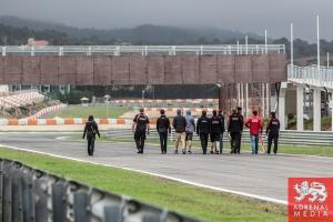 Track Walk at Circuito Estoril - Cascais - Portugal