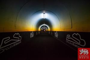 Tunnel Access of Estoril at Circuito Estoril - Cascais - Portugal