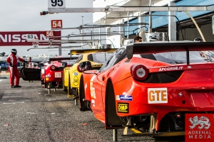 Qualifying 1 LMGTE and GTC at Circuito Estoril - Cascais - Portugal