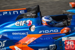 Paul-Loup Chatin (FRA) / Nelson Panciatici (FRA) / Oliver Webb (GBR) drivers of car #36 SIGNATECH ALPINE  (FRA) Alpine A450b - Nissan  Race at Circuito Estoril - Cascais - Portugal