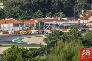 View of the Race at Circuito Estoril - Cascais - Portugal