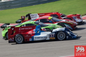 Start of the race FIA WEC 6 hours race of the 6 hours of the Circuit of the Americas - Austin - Texas - USA