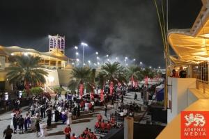 Welcome Party - 6 Hours of Bahrain at Bahrain International Circuit (BIC) - Sakhir - Kingdom of Bahrain