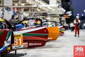 Pit Ambience - 6 Hours of Bahrain at Bahrain International Circuit (BIC) - Sakhir - Kingdom of Bahrain