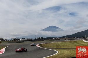 at Fuji Speedway - Shizuoka Prefecture - Japan