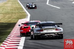 Christian Ried (DEU) / Klaus Bachler (AUT) / Khaled Al Qubaisi (ARE) / drivers of car #88 LMGTE AM Proton Competition (DEU) Porsche 911 RSR   Free Practice 1 at Fuji Speedway - Shizuoka Prefecture - Japan