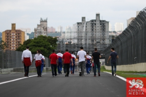 Track Walk - 6 Hours of Sao Paulo at Interlagos Circuit - Sao Paulo - Brazil