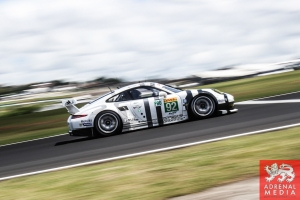 Patrick Pilet (FRA) / Frederic Makowiecki (FRA) / Car #92 LMGTE PRO Porsche Team Manthey (DEU) Porsche 911 RSR - 6 Hours of Sao Paulo at Interlagos Circuit - Sao Paulo - Brazil  - 6 Hours of Sao Paulo at Interlagos Circuit - Sao Paulo - Brazil