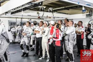 Porsche Garage - 6 Hours of Sao Paulo at Interlagos Circuit - Sao Paulo - Brazil