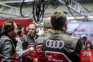 Audi Garage - 6 Hours of Sao Paulo at Interlagos Circuit - Sao Paulo - Brazil